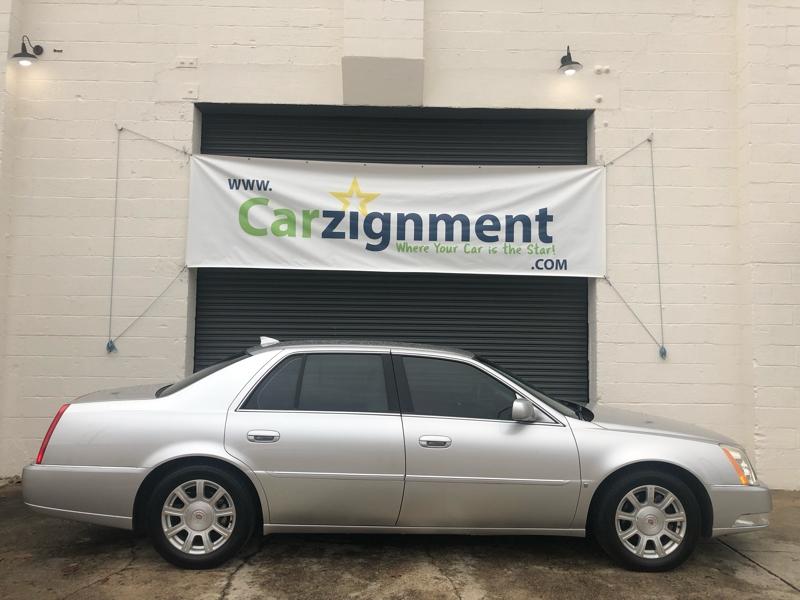 Cadillac DTS 2009 price $7,995