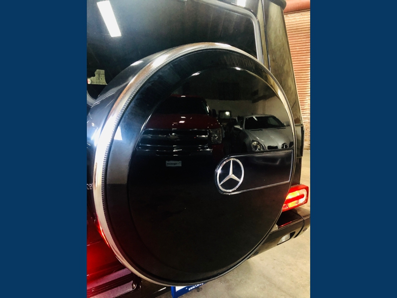 Mercedes-Benz G-Class 2011 price $49,995