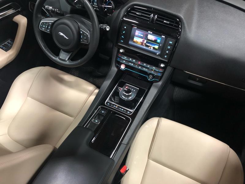 Jaguar F-PACE DIESEL 2018 price $44,900