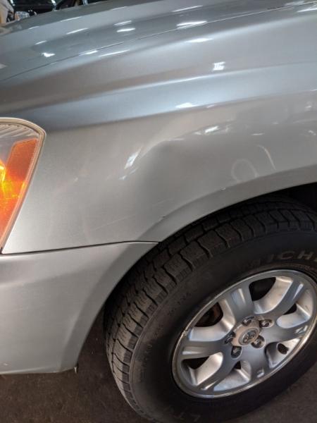 Toyota Highlander 2002 price $5,555