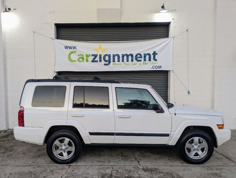 Jeep Commander 2008 price $6,995