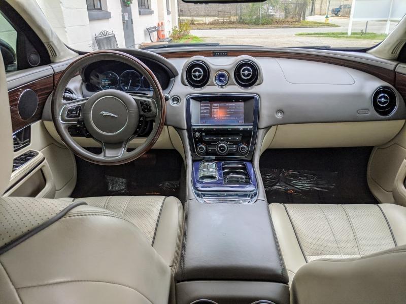 Jaguar XJ 2011 price $13,900
