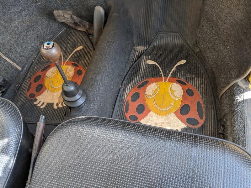 Volkswagen Beetle 1971 price $8,995