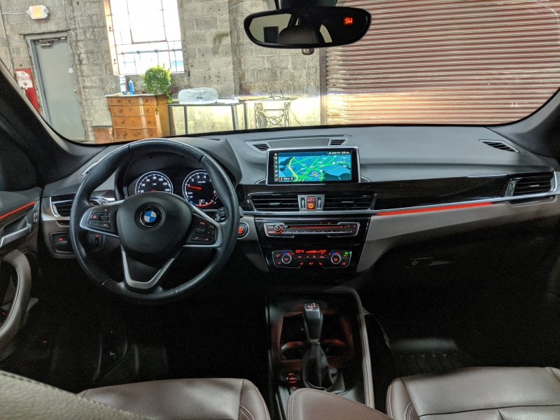 BMW X1 2018 price $25,999