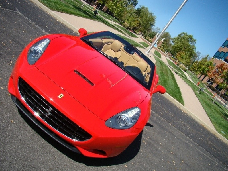 Ferrari California 2010 price $99,900