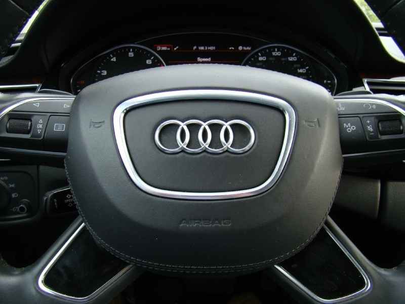 Audi A8 L 2013 price $24,815