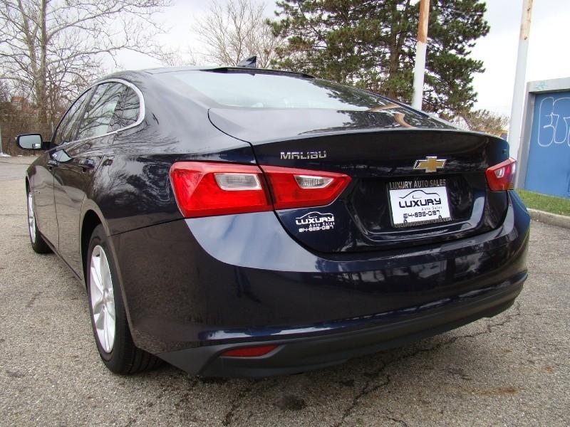Chevrolet Malibu 2016 price $18,513