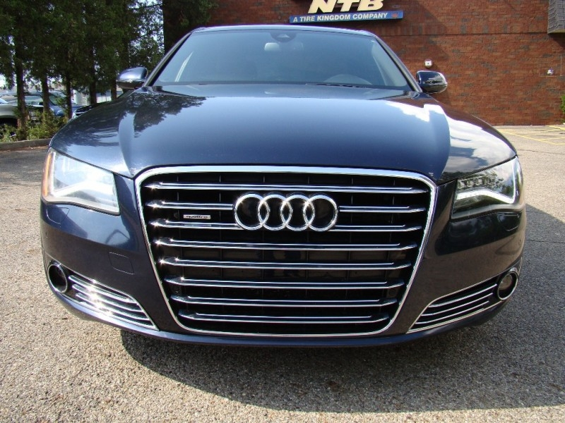 Audi A8 L 2013 price $19,513