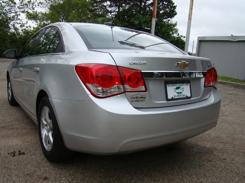 Chevrolet Cruze 2015 price $9,893