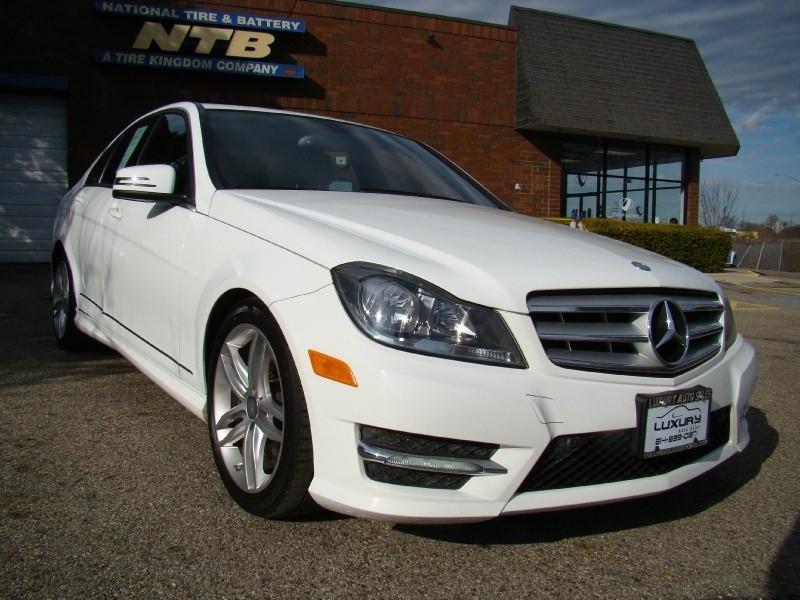 Mercedes-Benz C-Class 2013 price $13,584