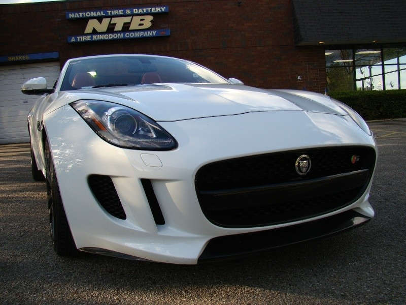 Jaguar F-TYPE 2014 price $35,813