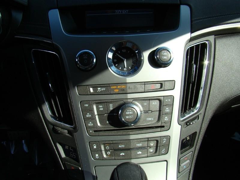 Cadillac CTS Sedan 2012 price $9,683