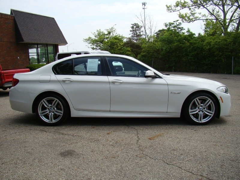 BMW 5-Series 2013 price $18,793