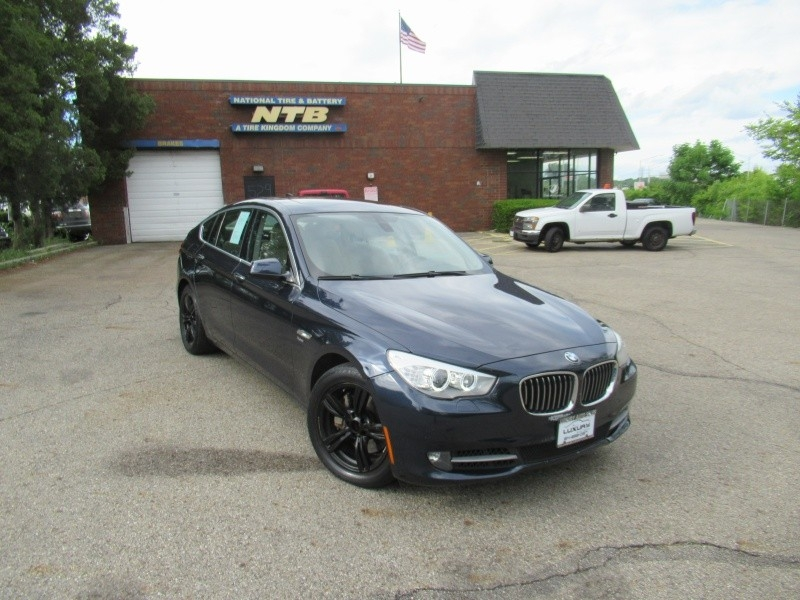 BMW 5 Series Gran Turismo 2012 price $13,515