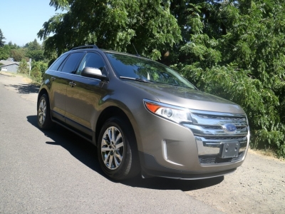 2012 Ford Edge Limited 2.0L EcoBoost *Sooo NICE!* CALL/TEXT!