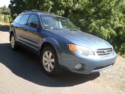 2007 Subaru Legacy Outback 2.5i 5 Spd *2 OWNER! 15 Srvc Rcds! 99K!* CALL/TEXT!
