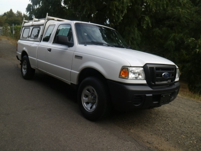 2011 Ford Ranger SuperCab w/ Commercial ARE Canopy *83K!* CALL/TEXT!