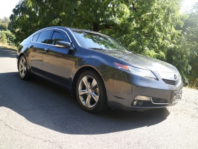 2012 Acura TL SH-AWD w/ Tech Pckg *32 Srvc Rcds!* CALL/TEXT!