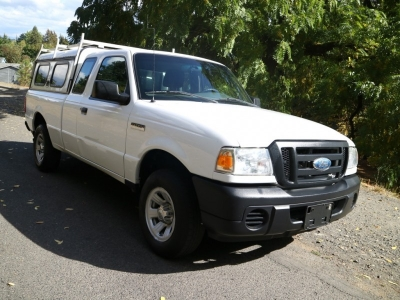 2011 Ford Ranger SuperCab w/ Commercial ARE Canopy *80K!* CALL/TEXT