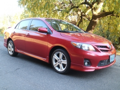 2013 Toyota Corolla S Manual *Fast and Furious!* CALL/TEXT!