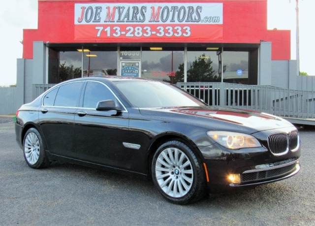 2012 BMW 750i - Alpina - Fully Loaded - NAV - CAM - 94K Mil