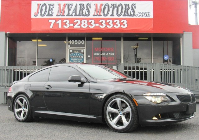 2010 BMW 650i - Coupe - Fully Loaded - NAV - Sunroof - 59K