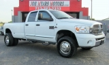 Dodge Ram 3500 SLT - 4X4 - 6.7L Cummins! 6 Spd Manual Tr 2007
