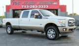 Ford Super Duty F350 SRW - King Ranch - FX4 Off-Road - 2012