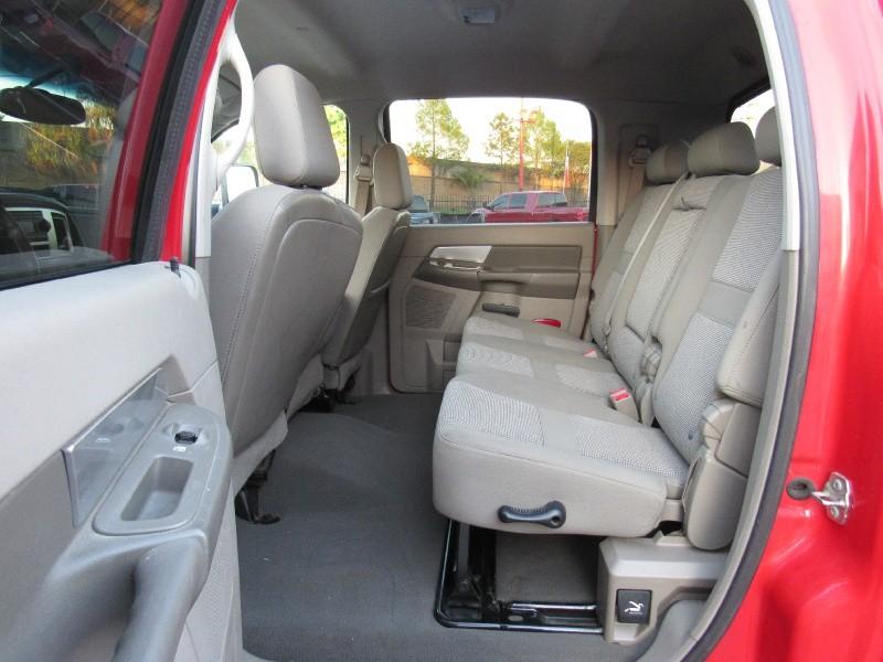 Dodge Ram 2500 MEGA CAB - SLT - 4X4 - 6.7L CUMMINS - 161 2009 price $24,870