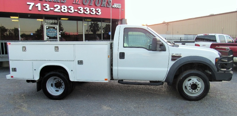 Ford F-450, Reg Cab, Utility Bed, Dually, 196K Miles! 2009 price $10,995