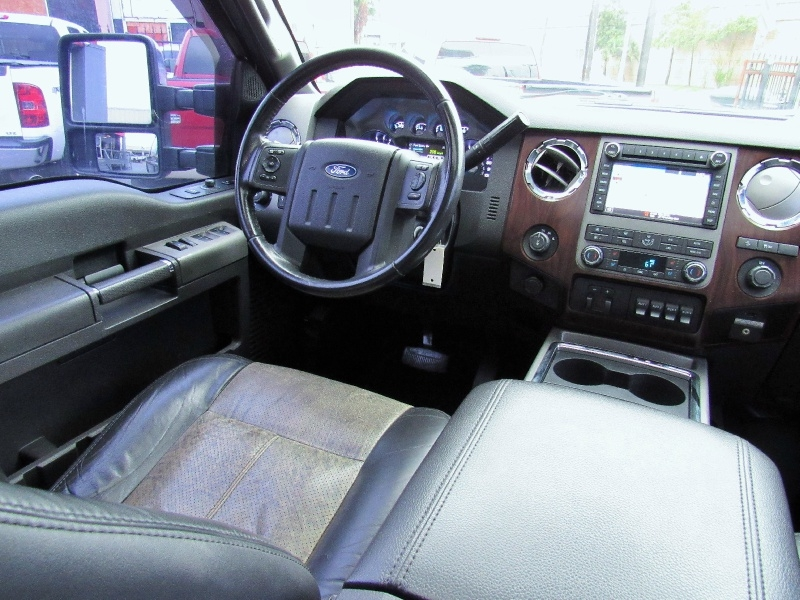 Ford Super Duty F-250 - 4X4 - Lariat -NAV- Cam-Lifted! 2011 price $24,495