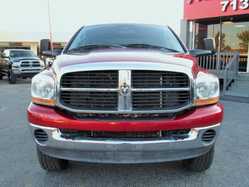 Dodge Ram 3500 Mega Cab - 4X4 - Single Wheel - CLEAN - 1 2006 price $21,670
