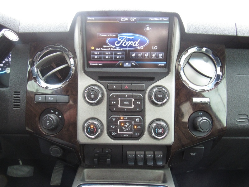 Ford Super Duty F-250 Platinum - NAV - CAM - Sunroof! 1 2014 price $31,995