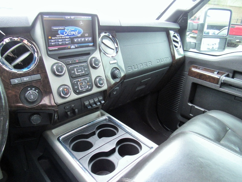 Ford Super Duty F-250 Platinum - NAV - CAM - Sunroof! 1 2014 price $31,995