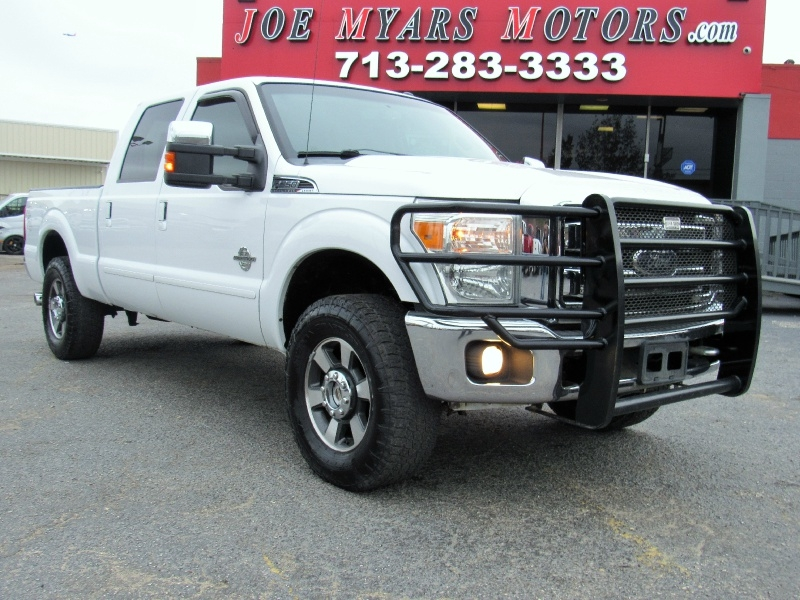 Ford Super Duty F-250 Lariat - 4X4 - 6.7L Diesel! 2011 price $22,670