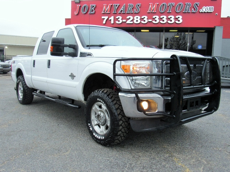 Ford Super Duty F-250 XLT - FX4 - 4X4 - 6.7L Diesel! 2013 price $21,995