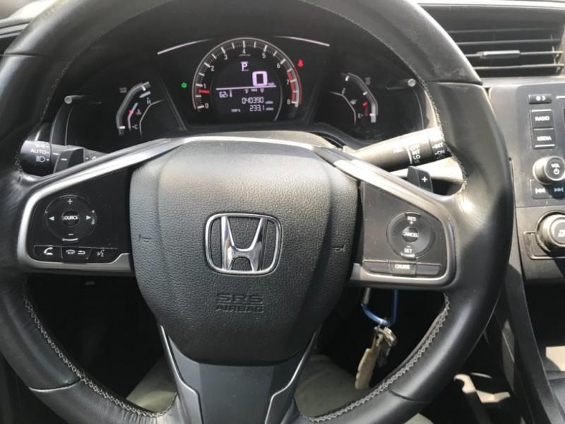 Honda Civic Hatchback 2017 price $13,900