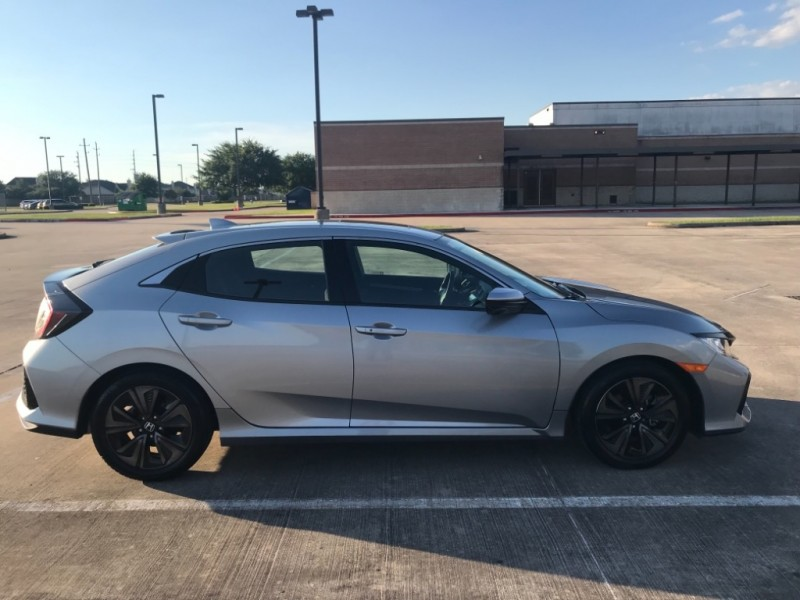 Honda Civic Hatchback 2018 price $14,500