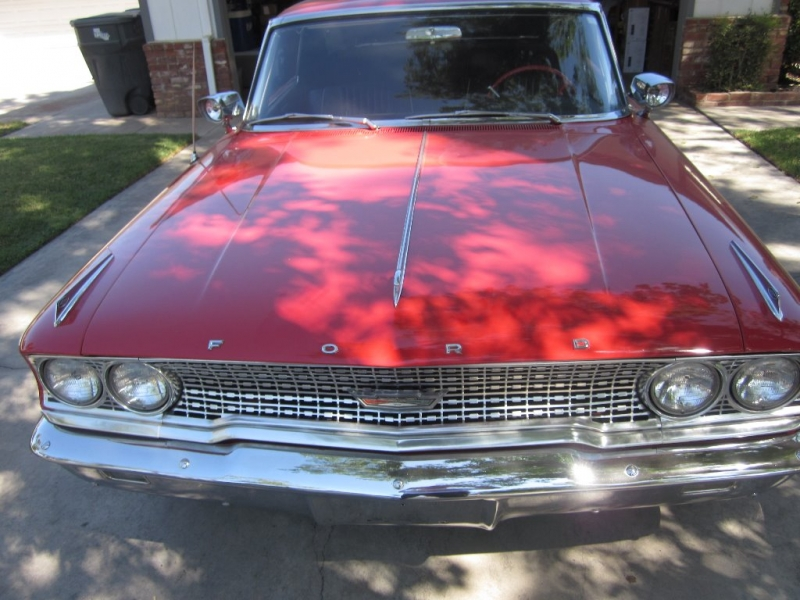 Ford Galaxy 1964 price $27,500