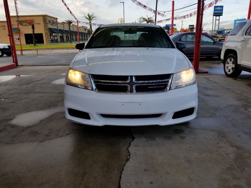 DODGE AVENGER 2013 price $7,999
