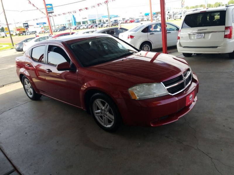 DODGE AVENGER 2010 price $1,500 Down