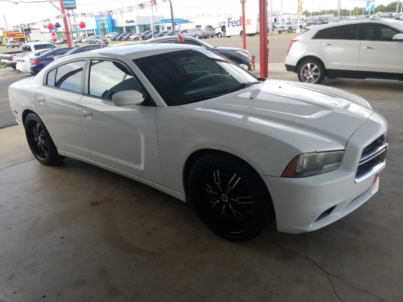 DODGE CHARGER 2012 price $10,950