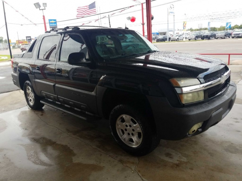 CHEVROLET AVALANCHE 2003 price $8,995