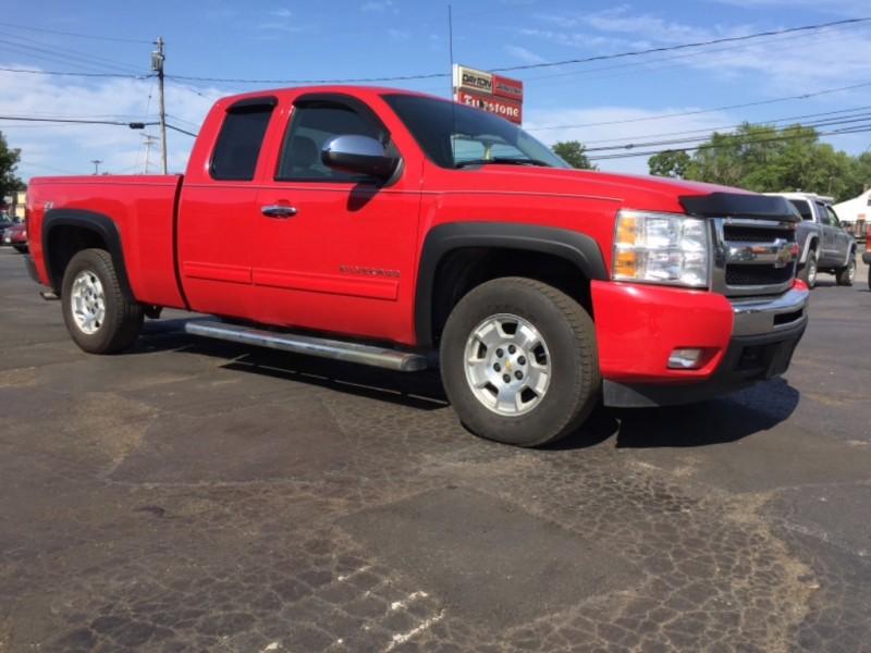 Chevrolet Silverado 1500 2010 price $9,995