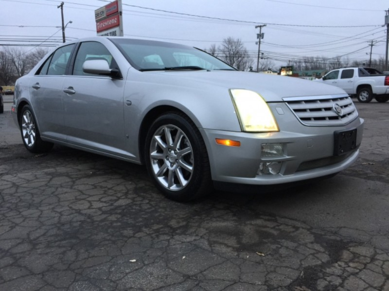 Cadillac STS 2007 price $8,595