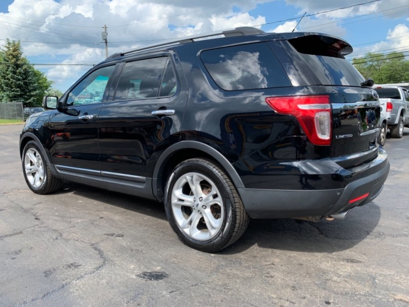 Ford Explorer 2012 price $13,995