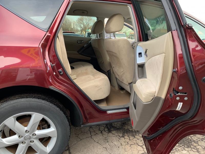 Nissan Murano 2009 price $7,795