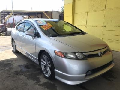 2007 Honda Civic Si