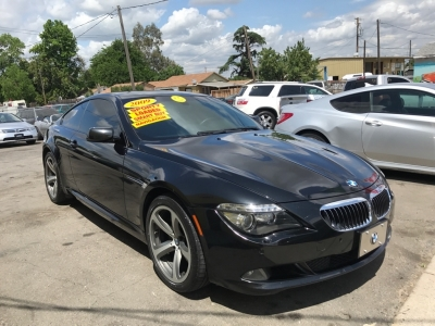 2009 BMW 6-Series 2dr Cpe 650i