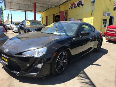 2015 Scion FR-S 2dr Cpe Man Release Series 1.0